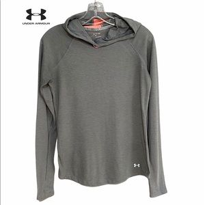 Women's Under Armour Heat Gear Fitted Hoodie